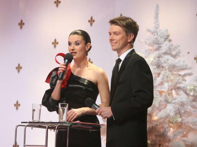 Renginio vedėjai: Laura Imbrasienė ir Giedrius Masalskis