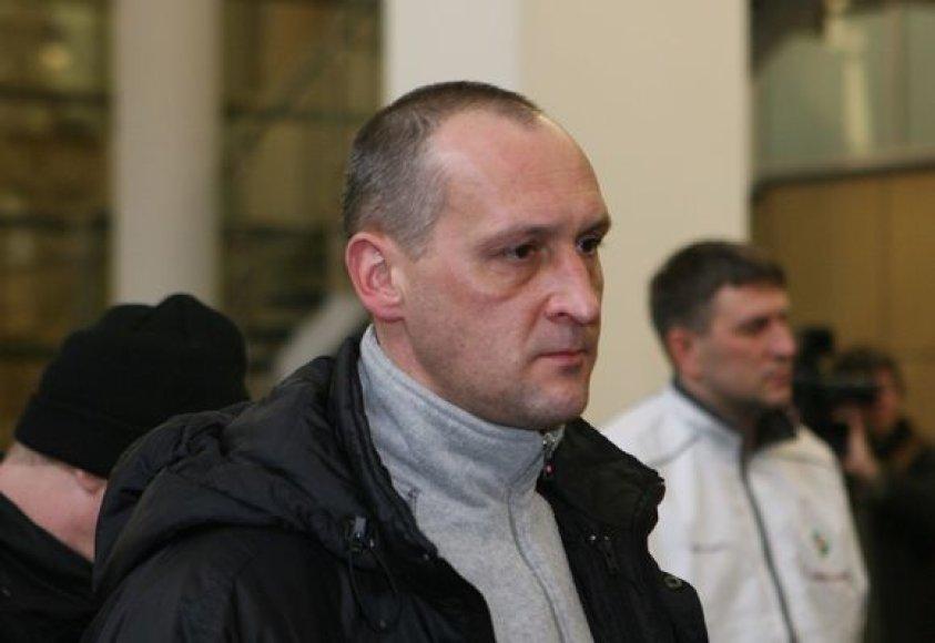"""Kauno """"Žalgirio"""" trenerio asistentas G.Markevičius"""