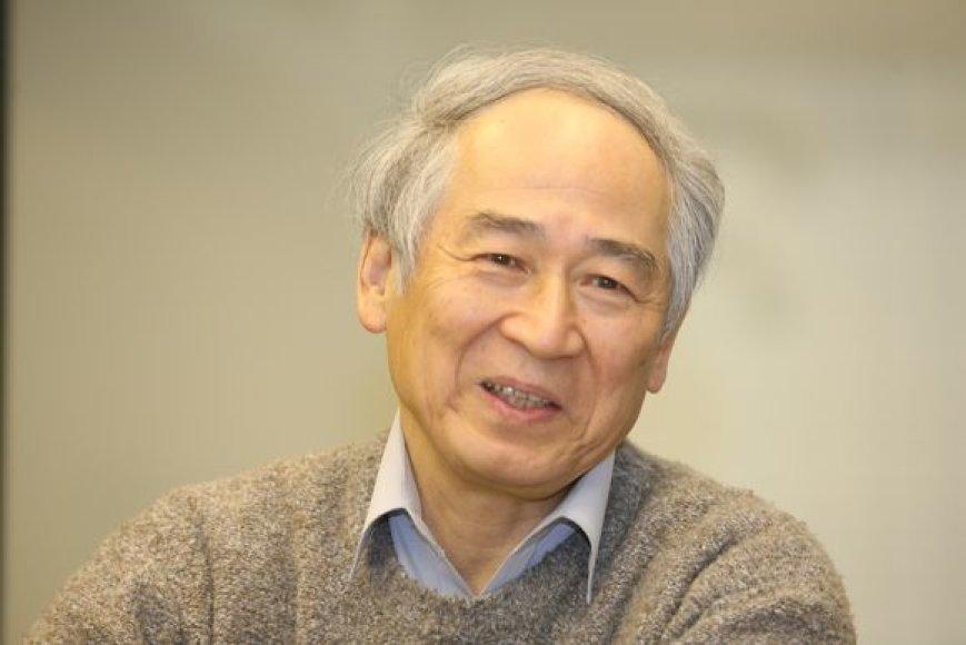 Japonų režisierius Tadashi Suzuki