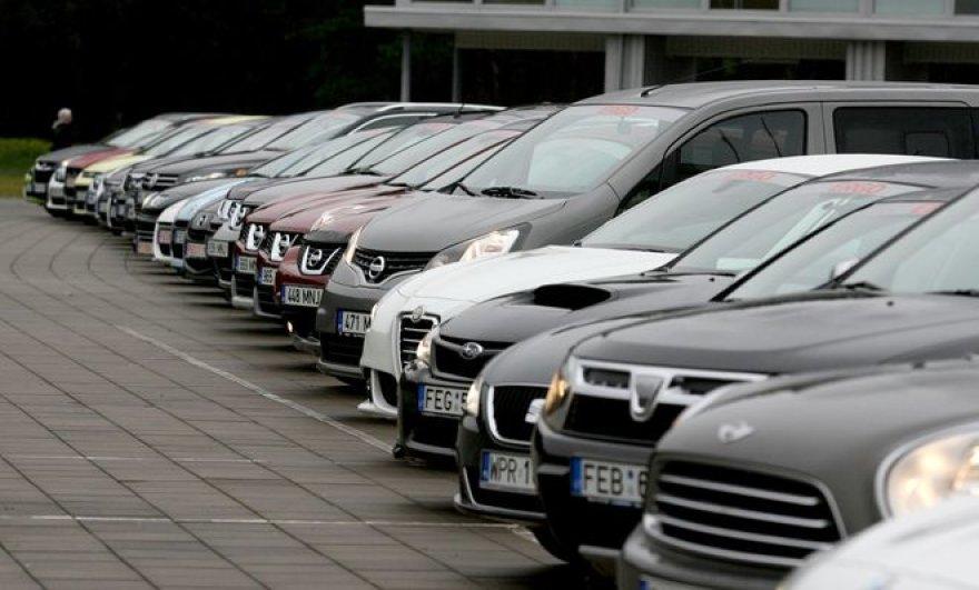 """""""Metų automobilio 2011"""" rinkimų pristatymas"""