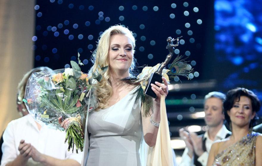 """Konkurse """"Nauja daina 2010"""" Rūta Ščiogolevaitė užėmė antrą vietą"""