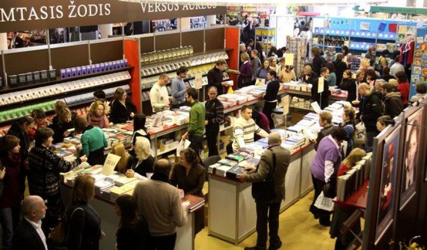 12-oji Vilniaus knygų mugė – šventė skaitytojams