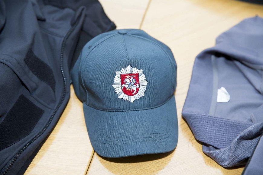 Irmanto Gelūno / 15min nuotr./Policijos uniforma
