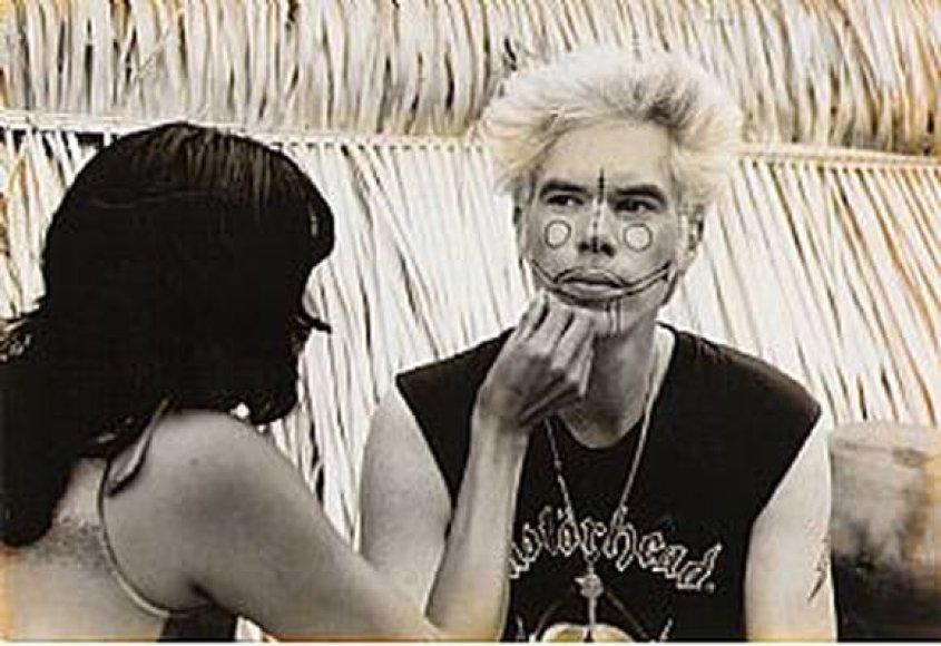 Kadras iš Lotynų Amerikos kultūros dienų programos filmo
