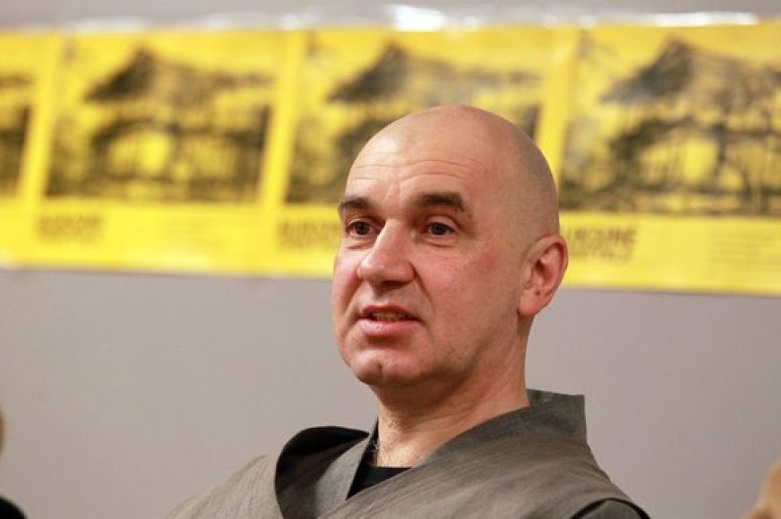 Kęstutis Marčiulynas-Bo Haengas