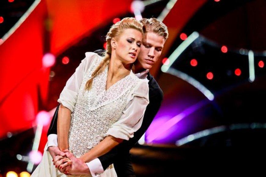 Renata Voitechovskaja ir Vytautas Mackonis