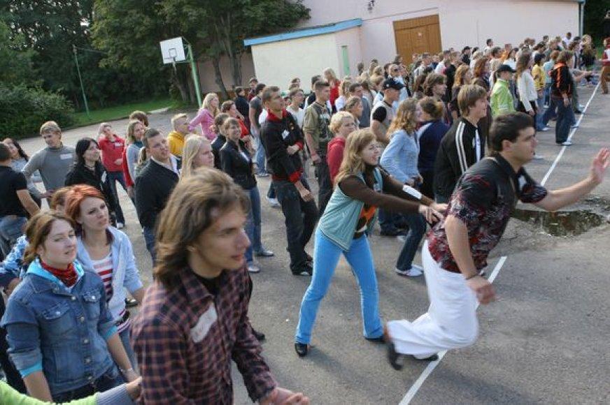 Ir Kauno vadovai, ir skautai pripažino, jog vasarą daugelis vaikų laisvalaikį leidžia tiesiog gatvėje, tad dienos stovyklos būtų puikus jų užimtumo būdas.