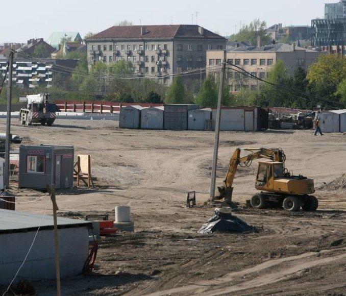 Kauno apygardos teismui atšaukus savo sprendimą, arenos valdymo konkursas bus tęsiamas toliau.
