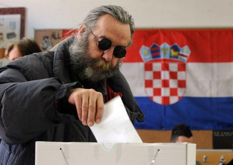 Referendumas Kroatijoje