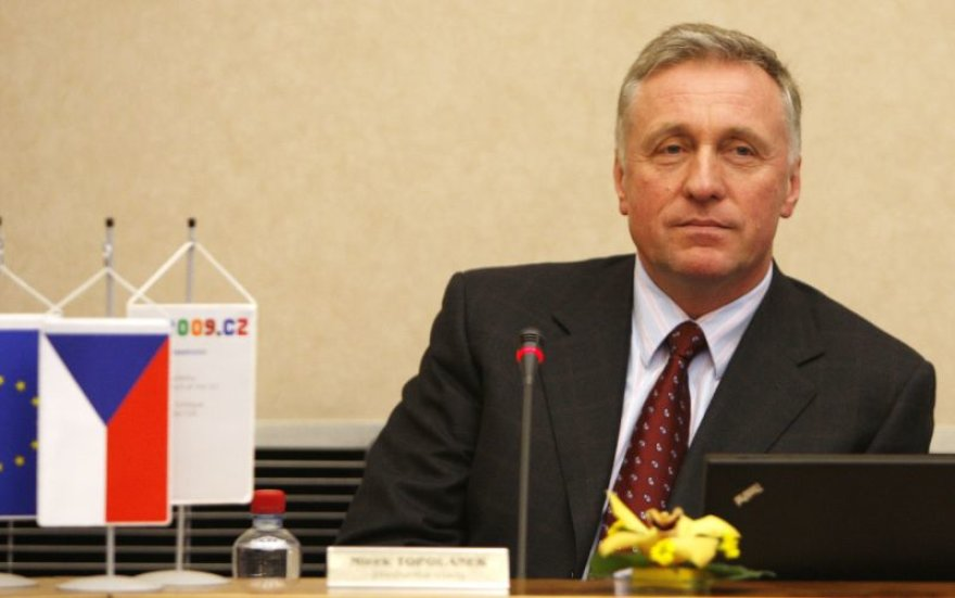 Mirekas Topolanekas