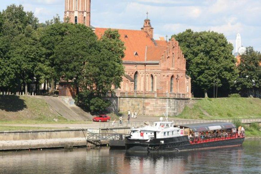 Kauno TIC direktoriaus S.Sidaravičiaus teigimu, Kaunas turi puikias vandens turizmo galimybes, tik reikia jas išnaudoti.