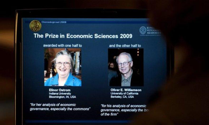 Nobelio ekonomikos premijos laimėtojai