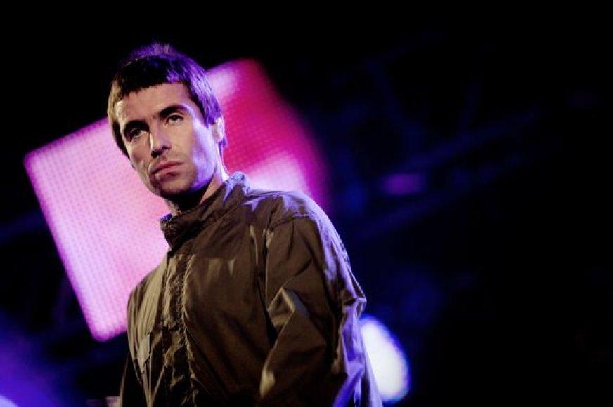 "L.Gallagheris iš ""Oasis"""