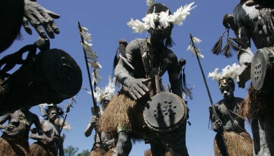 Apeigos Papua Naujojoje Gvinėjoje