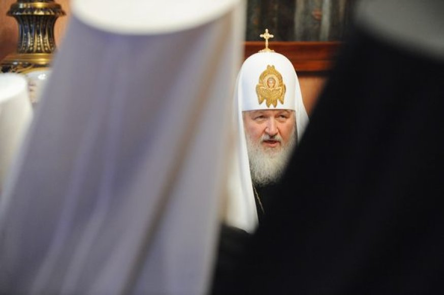 Rusijos ortodoksai švenčia Kristaus gimimo išvakares