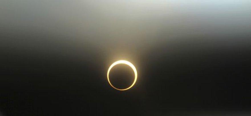 Žieidnis Saulės užtemimas