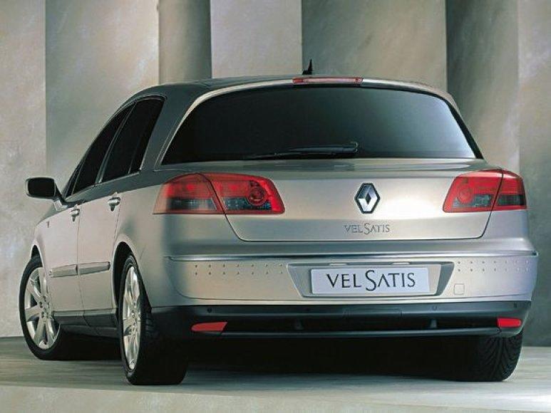 """""""Renault Vel Satis"""""""