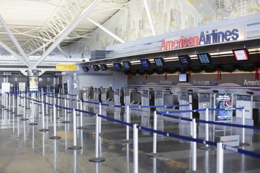 Niujorko oro uostas