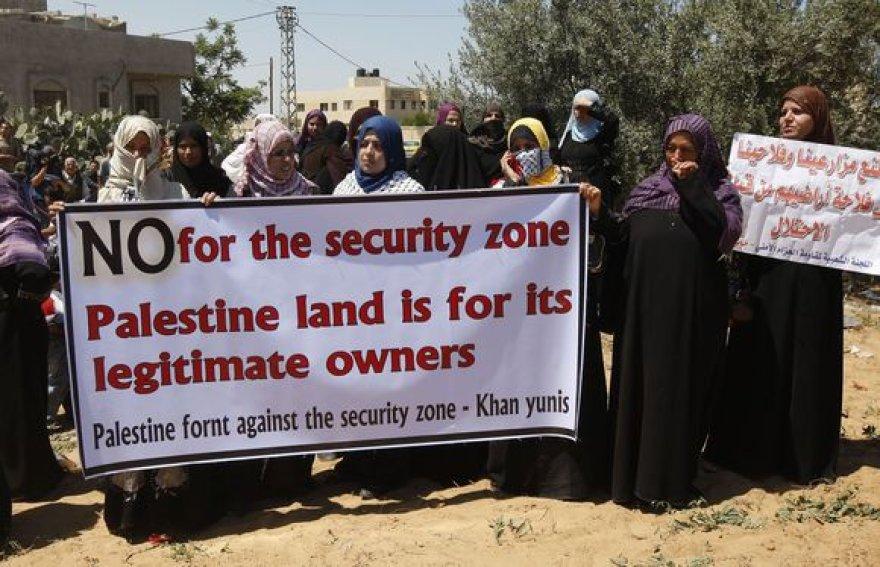Palestinietės moterys