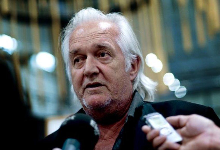 Henningas Mankellis