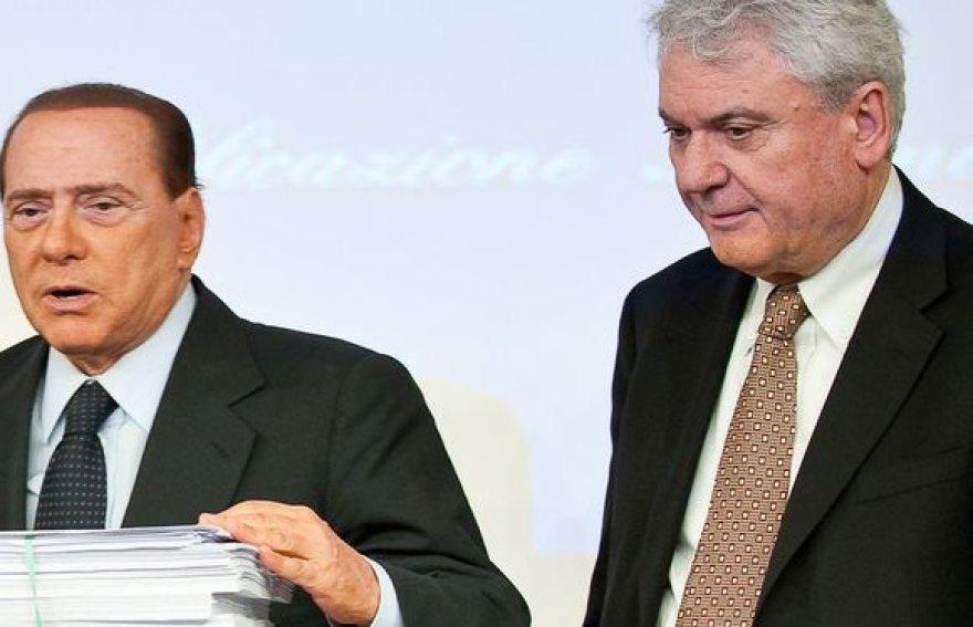 S.Berlusconi su A.Brancheriu