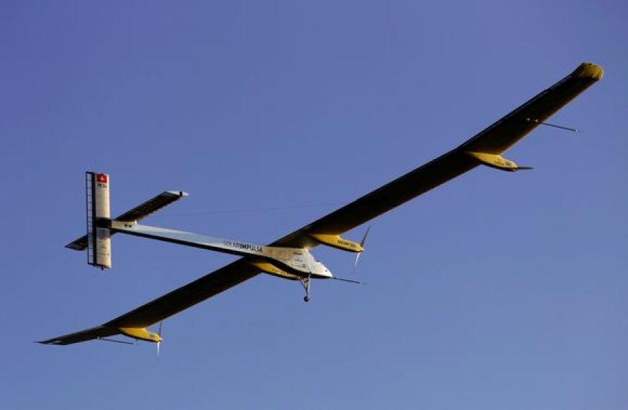 """Solar Impulse"""