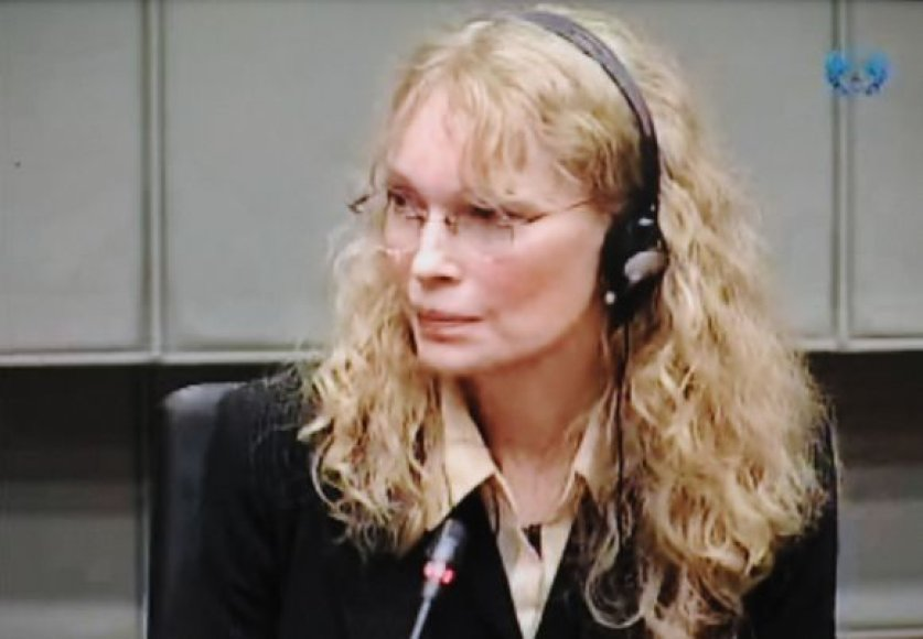 Mia Farrow teisme