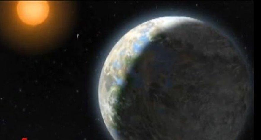 Labiausiai į Žemę panaši planeta