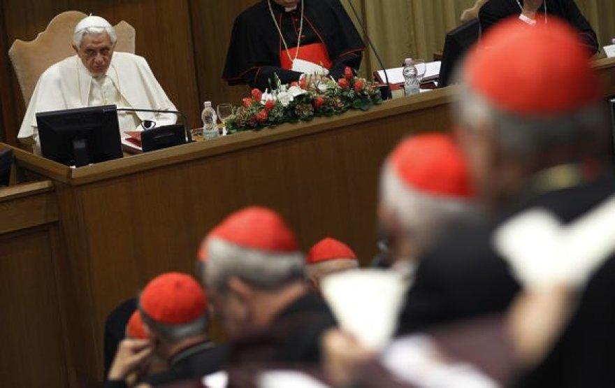 Kardinolų pasitarimas