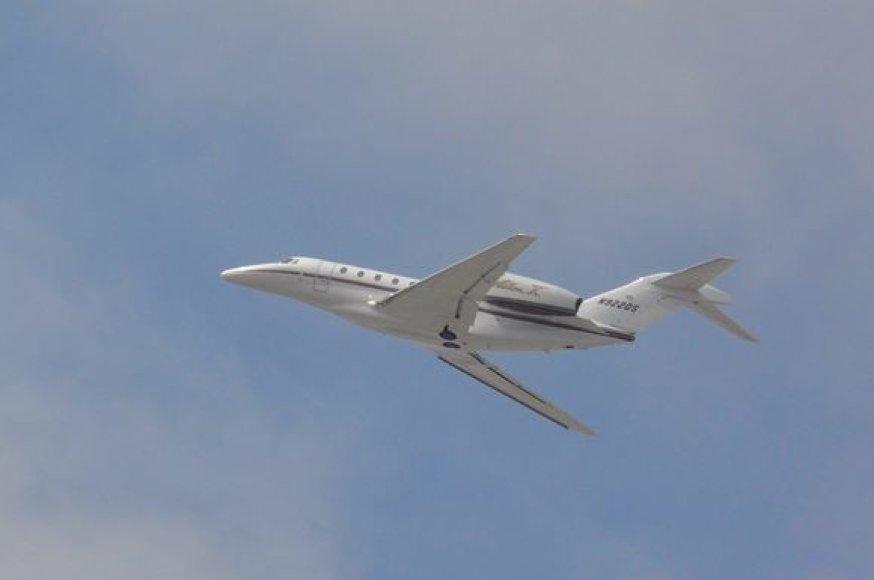 """""""Cessna"""" lėktuvas"""