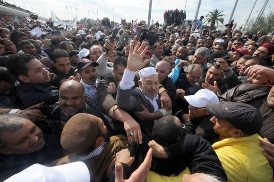 Rachedas Ghannouchi