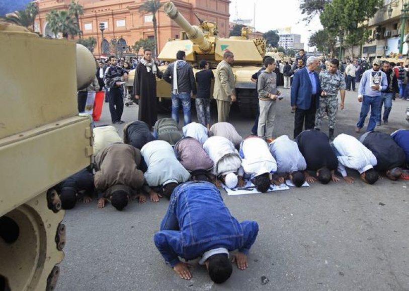 Maldos protestų metu