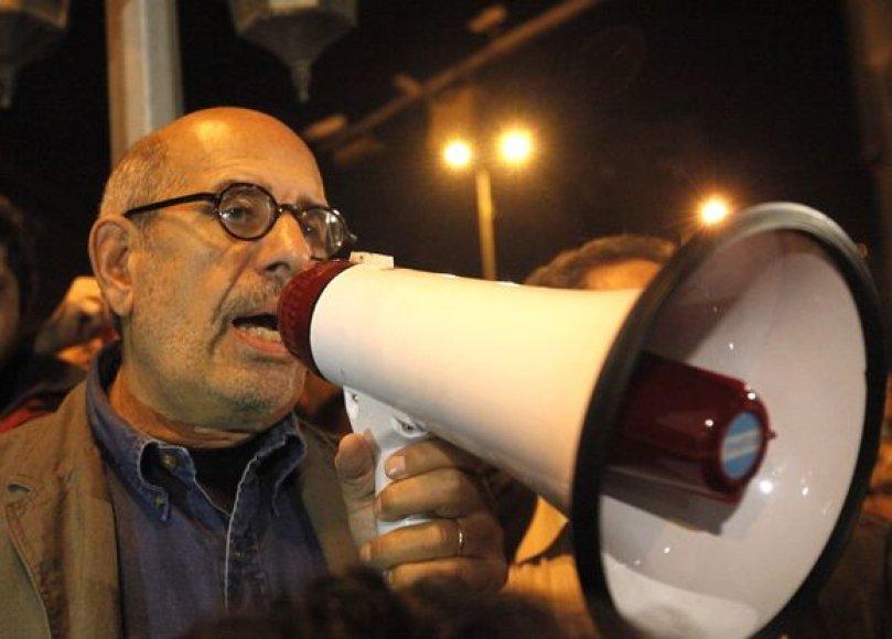 Mohamedas ElBaradei