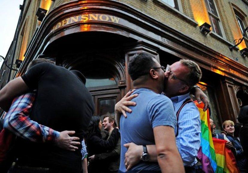Homoseksualų akcija