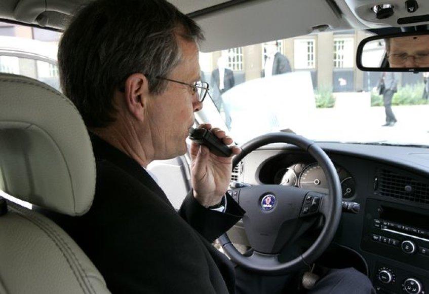 Už vairavimą išgėrus įvairiose Europos šalyse baudžiama labai skirtingai