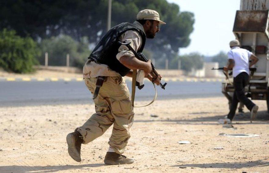 Karo veiksmai Tripolyje