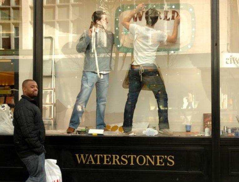 """Waterstone's"""