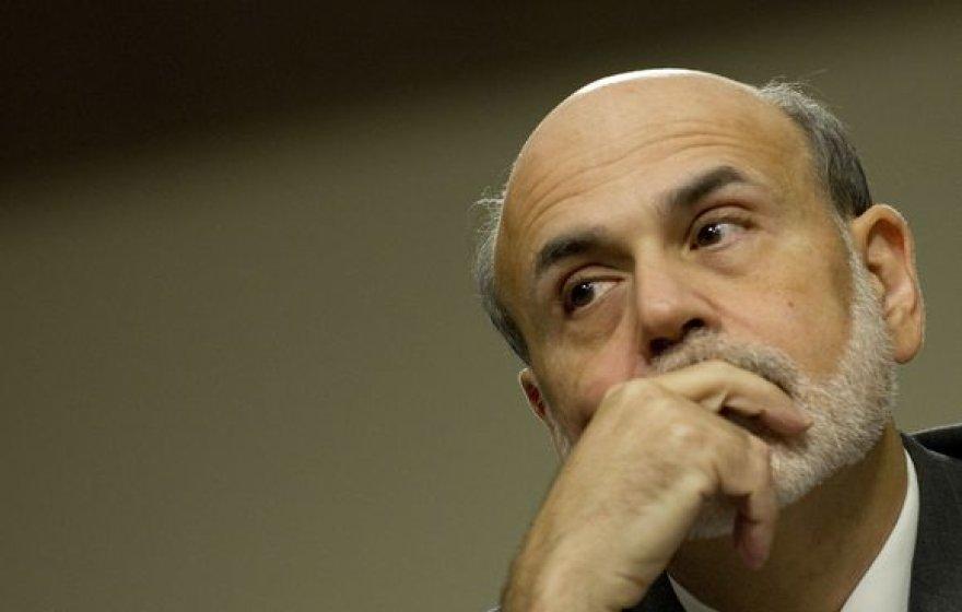 Benas Bernanke