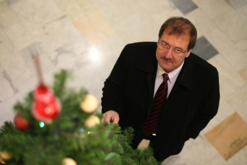 Viktoras Upsaskichas sako turintis nemažai ką nuveikti Seime