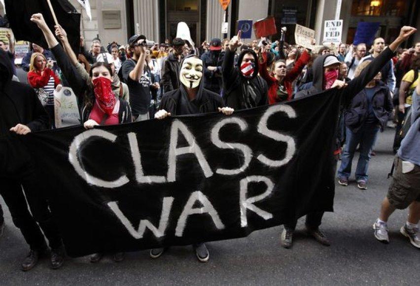 Protestas Bostone