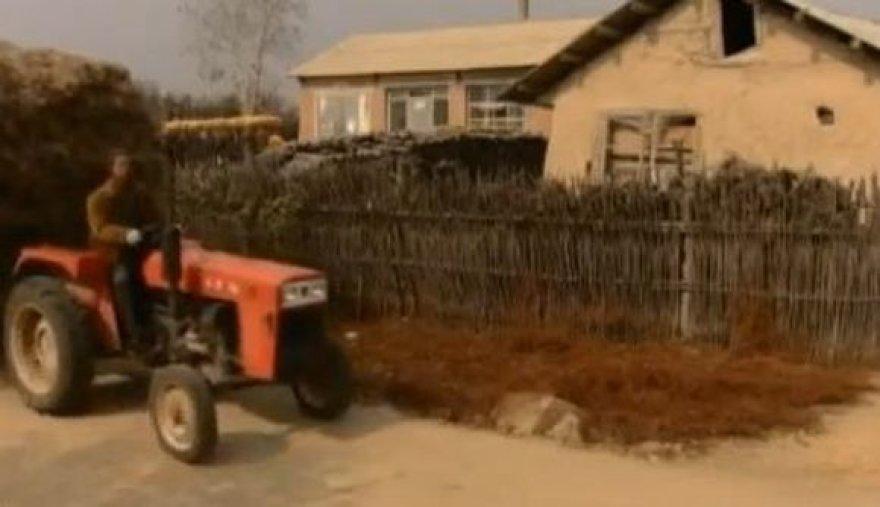 Kinijos kaimas, kuris oficialiai neegzistuoja
