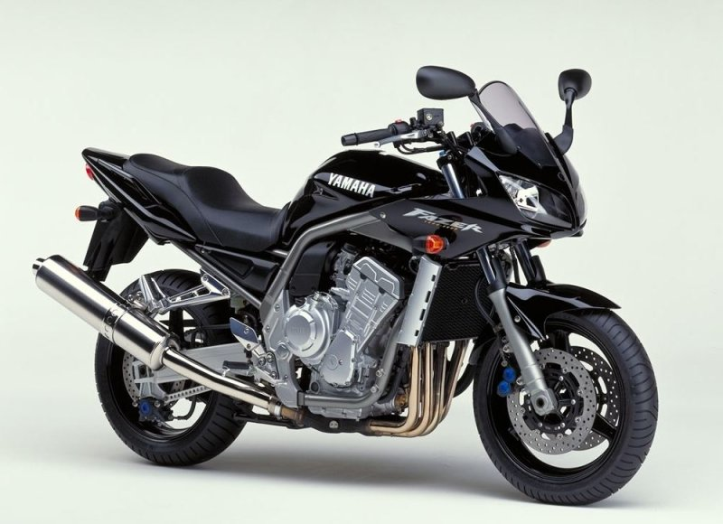 "Motociklas ""Yamaha FZS 1000"""