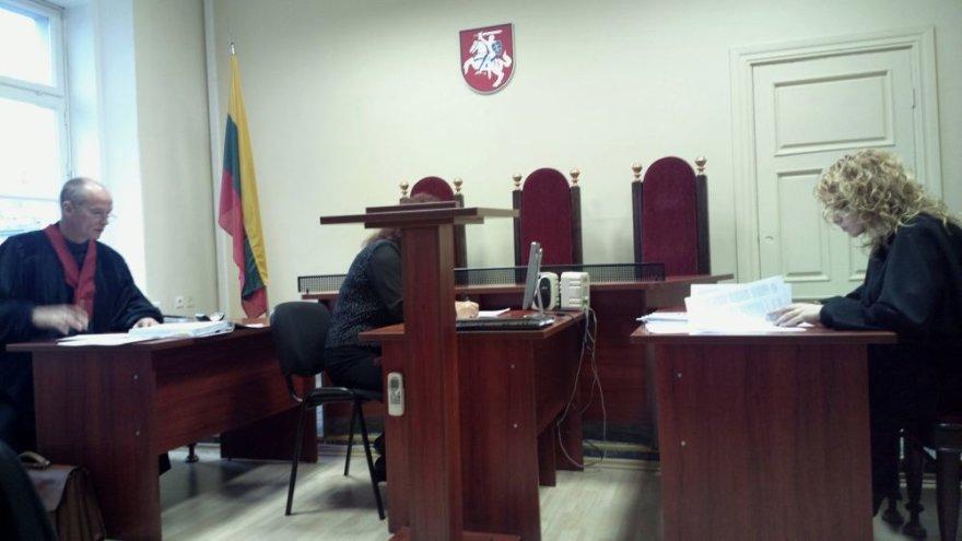 Bylos nagrinėjimas Apeliaciniame teisme