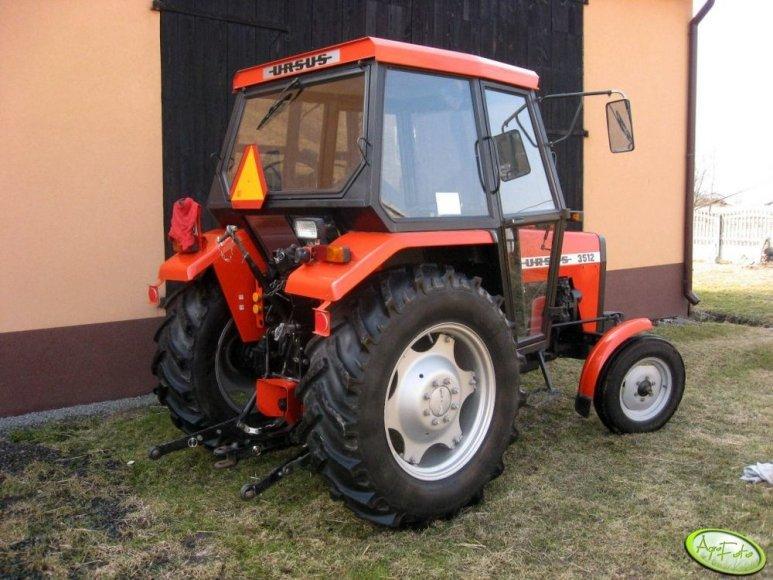 """Traktorius """"Ursus 3512"""""""