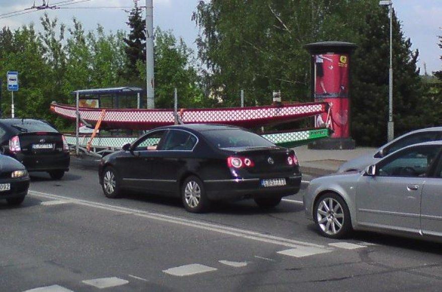 Pasirengimas Vilniaus regatai