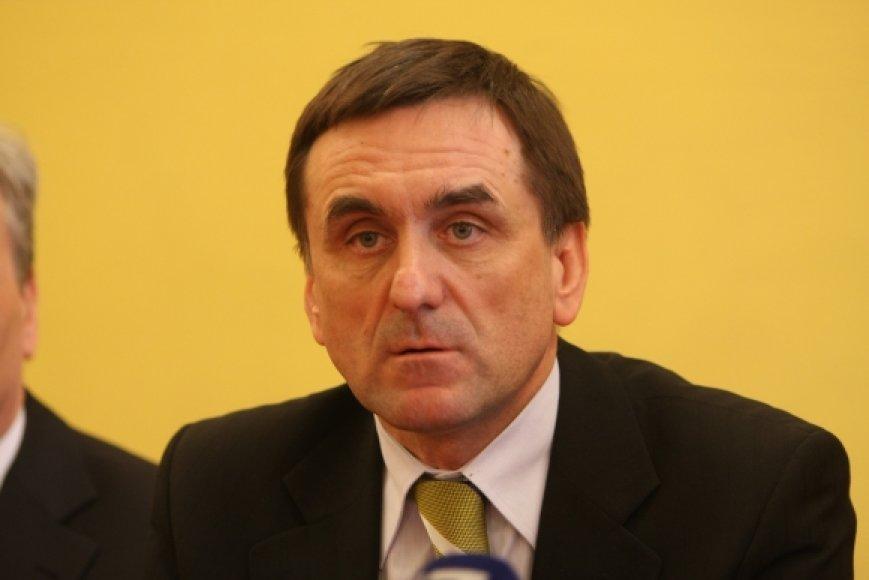 Politologas Lauras Bielinis
