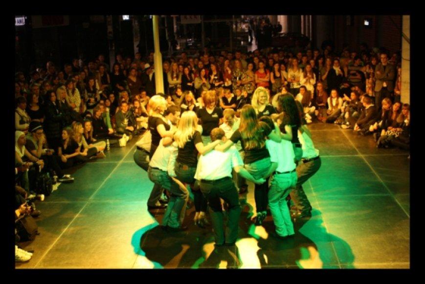 """Marco dance show project"" akimirka"