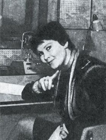 M.Vidzbelio nuotr./Birutė Ribokienė
