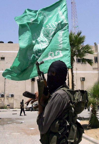 Palestiniečių kovotojai
