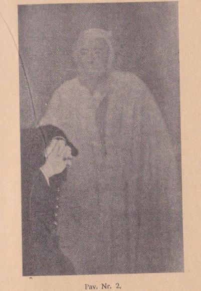 """Johno Godfrey Rauperto knygelės """"Spiritizmo dvasios"""" iliustr."""